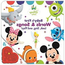 Disney Baby Baby's First Musical Treasury: Words and Songs: