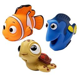 The First Years Disney Baby Bath Squirt Toys, Finding Nemo