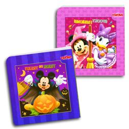 Disney Mickey Mouse and Minnie Mouse Halloween Board Book Se