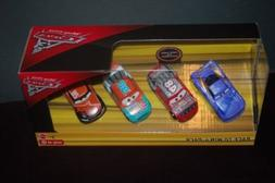Disney Pixar Cars 3 Race To Win 4 Pack Lane T.G. Castlenut N