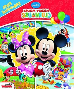 Disney®Mickey Mouse Clubhouse First Look and Find®