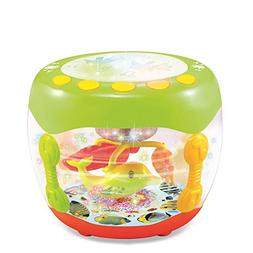Lightahead Kids Drum Set With Music and Lights Electronic To
