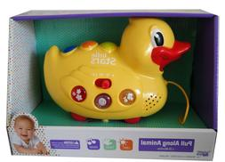 Early Learning toys for baby Pull Along Animal Stimulates th