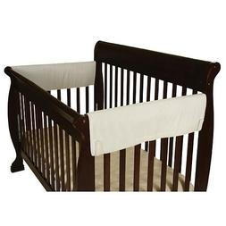 Leachco Easy Teether XL Side  - Crib Rail Covers - Ivory