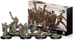 Steamfoged Games Guild Ball: Engineer Instruments of War: Ex