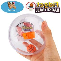 Fidget Handheld Basketball Shooting Game, Children's Handhel