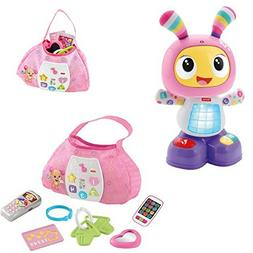 Fisher-Price Dance & Move Beat Toy, Dance Baby, Counting, Co