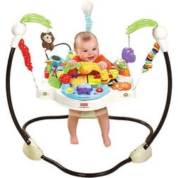 Fisher-Price - Luv U Zoo Jumperoo Removable Seat For Easy Cl
