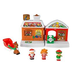 Fisher Price Little People A Visit from Santa