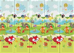 Fisher Price Woodland Portable Play Mat