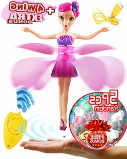 Akargol Flying Fairy Doll - Magic And Best Gift For 6 Year O