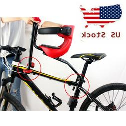 front back baby chair bike carrier bicycle