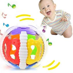 Funny Baby Toys Little Loud Bell Ball Rattles Mobile Toy New