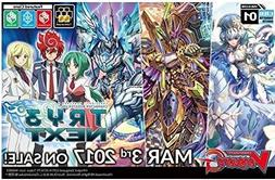 Cardfight Vanguard G Card Game - TRY3 NEXT Character English