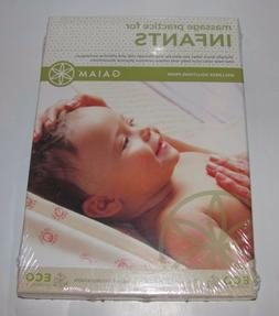 Gaiam Massage Practice For Infants DVD New Sealed Michelle K