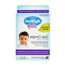 Hyland's Baby Gas Drops, Natural Relief of Gas Discomfort an