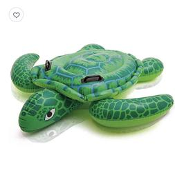 GIANT Sea Turtle Ride-On Pool Float for Kids Children Baby S