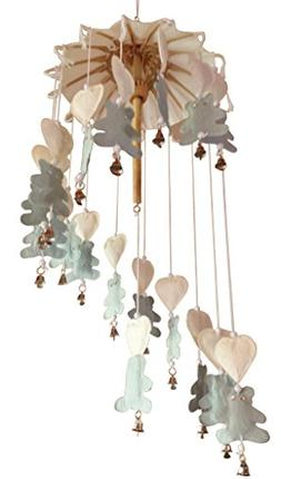 Gift on Christmas - Mulberry Paper Mobile - Little Bears