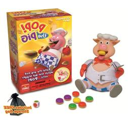 Pig goes Pop Goliath Kids Belly Busting Fun Game Hasbro