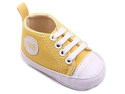 Gorgeous Baby Sneakers,Dealzip Inc Yellow Newborn Toddler Ba