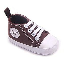 Gorgeous Baby Sneakers,Dealzip Inc Coffee Newborn Baby Boy G