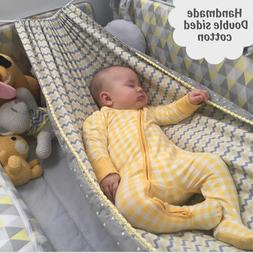 Hammock for Babies, Newborn and Toddler, Infant, Crib, Bassi