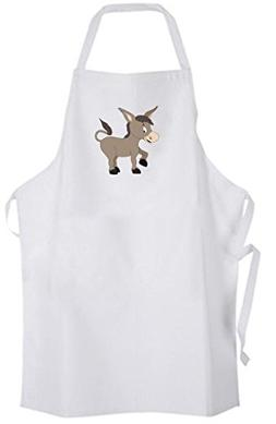 Happy Lil Donkey – Adult Size Apron Wild Ass Horse