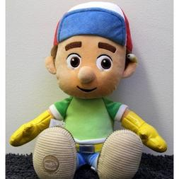 Hard to Find Disney 16 Inch Plush Handy Manny Super Plush Do