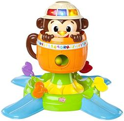 Bright Starts Having a Ball! Hide 'n Spin Monkey