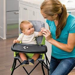 High Chair For Baby Toddler Booster Seat Portable Infant Fol