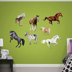 horse collection real decals