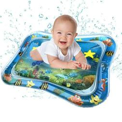 Hot Inflatable Baby Water Mat Fun Activity Play Center for C