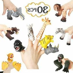 HS Animal Finger Doll Series  for kids cute toy