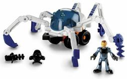 Fisher-Price Imaginext Spider Vehicle