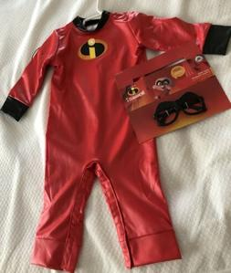 Disney Incredibles 2 Jack-Jack Costume For Baby Size 6/12 Mo