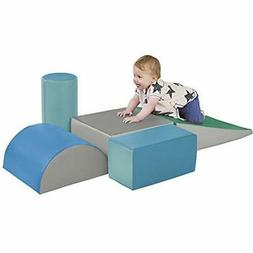 Indoor Climbers & Play Structures ECR4Kids SoftZone Crawl Fo