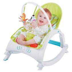 KARMAS PRODUCT Infant to Toddler Rocker Activity Play Center
