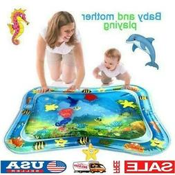 Inflatable Baby Kid Water Play Cartoon Mat for Kids Baby Inf