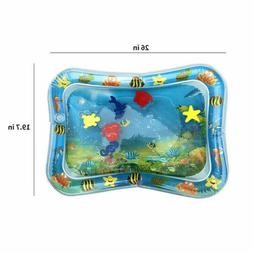 Inflatable Baby Water Mat Fun Activity Play Center Pad  For