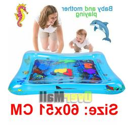 Inflatable Baby Water Mat Novelty Play for Kids Children Inf