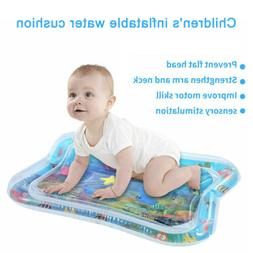 Inflatable Water Mat Fun Activity Play Center For Baby Child