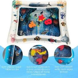 Inflatable Water Play Mat Fun Activity Play Center for Infan