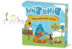 OUR BEST INTERACTIVE INSTRUMENTAL MUSIC BOOK for BABIES. Edu