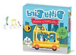 Ditty Bird OUR BEST INTERACTIVE CHILDREN'S SONGS BOOK for