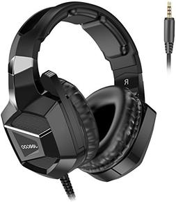 Jeecoo J20 Gaming Headset for PS4 New Xbox One, Stereo Over-