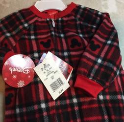 Disney® Jammies for Your Family® Baby Mickey Mouse Fleece