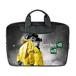 JIUDUIDODO Custom Breaking Bad Nylon Waterproof Bag Computer