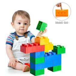 UNiPLAY Jumbo Soft Building Blocks for Ages 3 Months &Up Tod