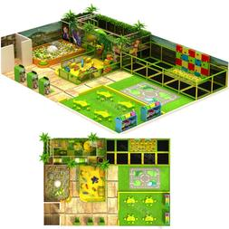 kids <font><b>indoor</b></font> playground center toddler so