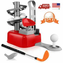 Kids Golf Toy Set,Toddler Golf Sports Toys,Early Educational